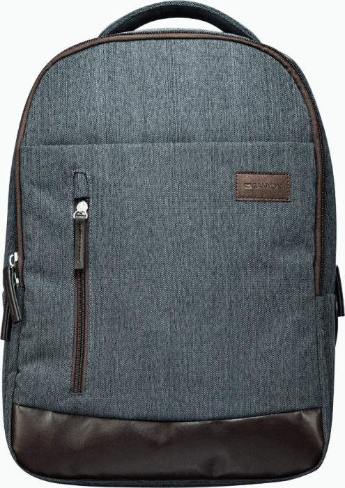 "Рюкзак CANYON Backpack for 15.6"" laptop, material 600D polyester,dark gray"