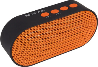 Cтереосистема CANYON CNE-CBTSP3 Portable Bluetooth V4.2+EDR stereo speaker with 3.5mm Aux, microSD c