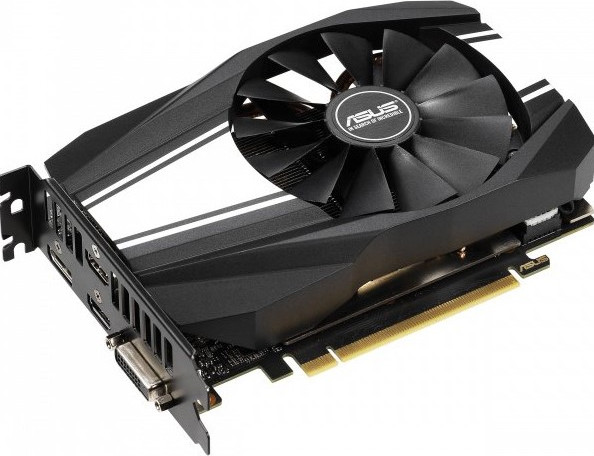 Видеокарта   ASUS GeForce RTX 2060 PHOENIX GDDR6 6144MB 192-bit (PH-RTX2060-6G)