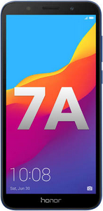 "Смартфон Honor 7A LTE 5.75"" Синий (DUA-L22) 16 Гб/2 Гб"
