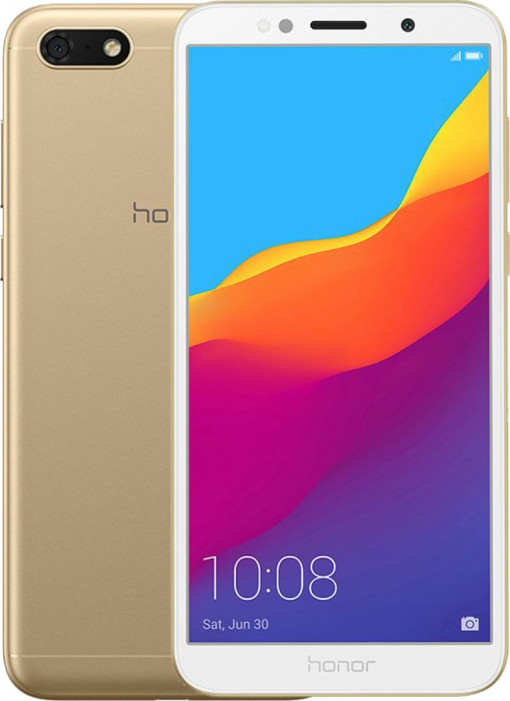 "Смартфон Honor 7A LTE 5.75"" Золотой (DUA-L22) 16 Гб/2 Гб"
