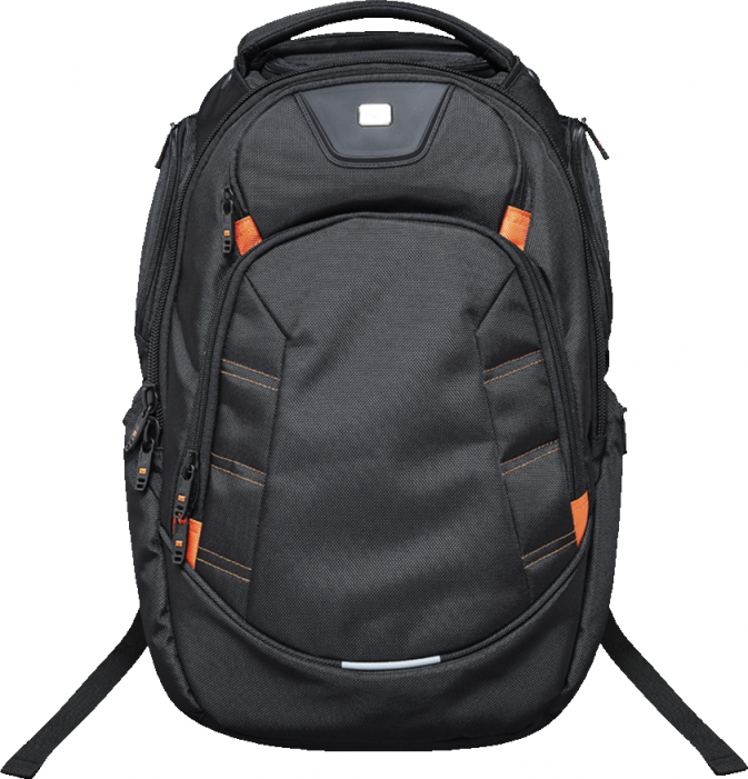 Рюкзак CANYON Backpack for 15.6'' laptop, black (Material: 1680D Polyester)