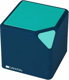 Cтереосистема CANYON CNS-CBTSP2 CANYON Portable Bluetooth V4.2+EDR stereo speaker with 3.5mm Aux, mi