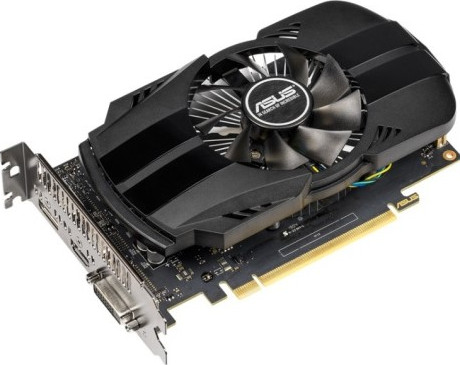 Видеокарта   ASUS GeForce GTX 1650 GDDR5 4096MB 128-bit ( PH-GTX1650-4G )