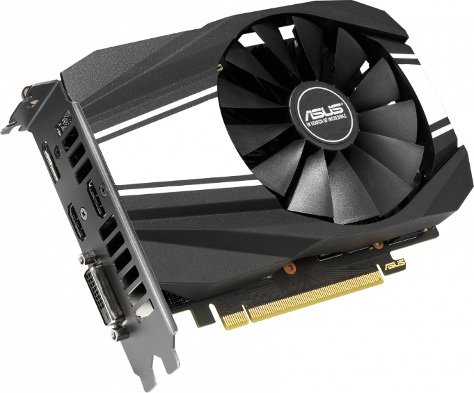 Видеокарта   ASUS GeForce GTX 1660Ti GDDR5 6144MB 192-bit ( PH-GTX1660TI-6G )