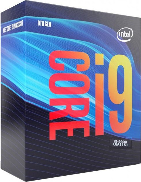 LGA1151v2 Intel Core i9-9900 (Gen.9) (3.10 Ghz 16M, DDR4) BOX