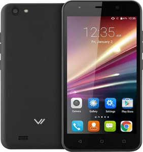 "Смартфон VERTEX Impress Luck NFC LTE 5"" Черный (VLCKNFC) 8 Гб/1 Гб"