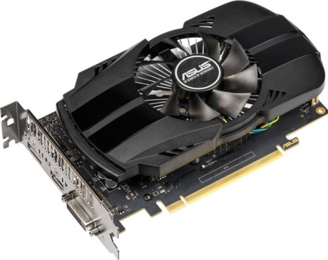 Видеокарта   ASUS GeForce GTX 1650 GDDR5 4096MB 128-bit ( PH-GTX1650-O4G )