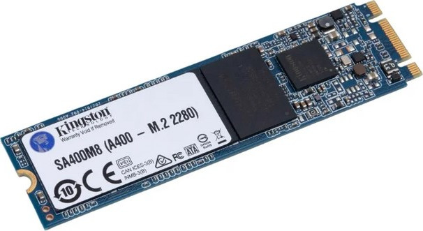 Диск SSD M.2 SATA  240Gb KINGSTON SA400M8 series, M.2 SATA ( SA400M8/240G )
