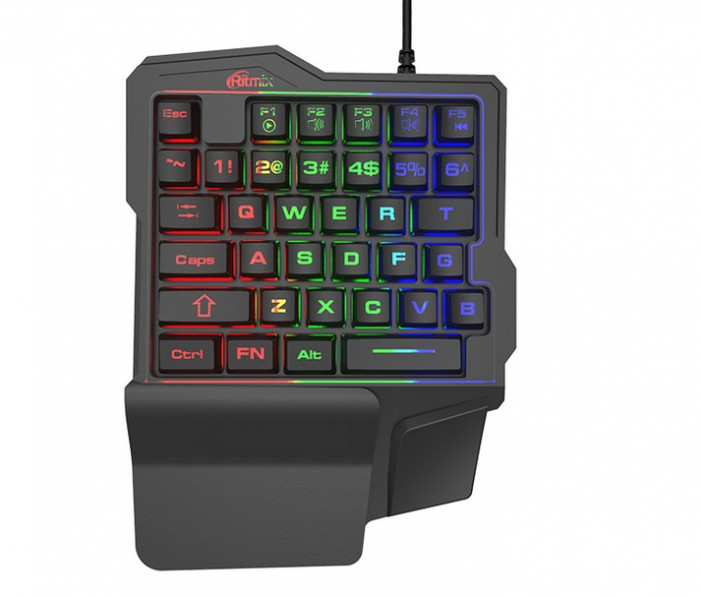 Клавиатура RITMIX RKB-209 BL Gaming