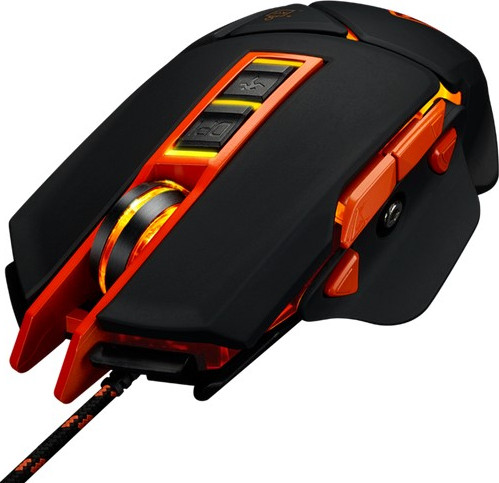 Мышь CANYON CND-SGM6N Optical gaming mouse